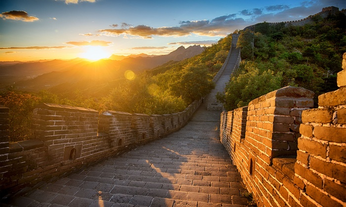 THE GREAT WALL OF CHINA – China