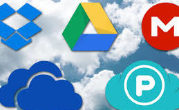 Alternative storage option as compared to google drive or one drive?