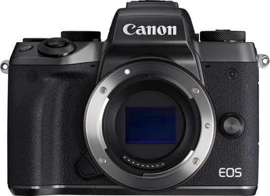 Canon – EOS M5 Mirrorless Camera (Body Only) $580