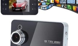 2.4inch K6000 1080p HD Car Dashboard Camera $12
