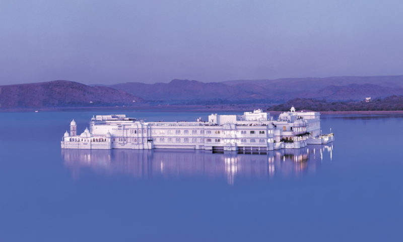 taj lake palace – India