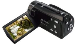 3.0 Inch LCD Screen 1920*1080P 24.0 Mega Pixels Video Camera Camcorder $65