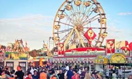 Georgia State Fair till Oct 7th