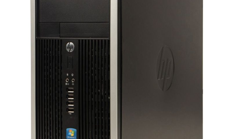 HP 6200 Pro Desktop Computer Refurbished $100