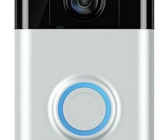 Ring Video Doorbell – Satin Nickel $80