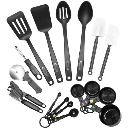 Farberware Classic 17-Piece Kitchen Tool and Gadget Set $8