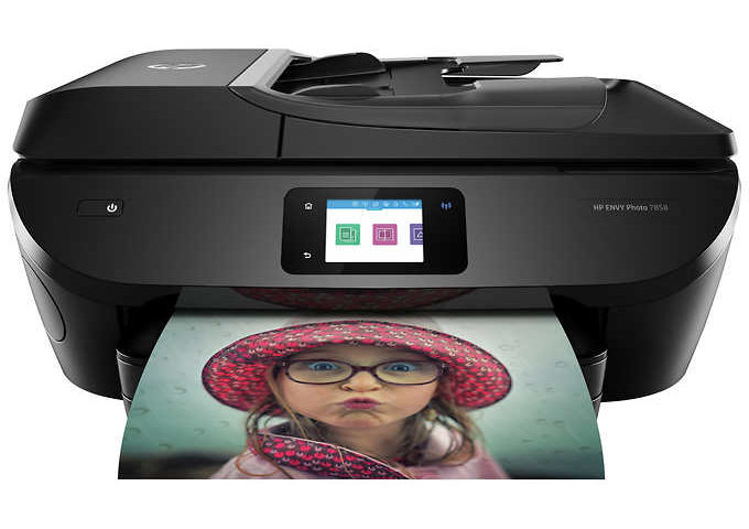 HP ENVY Photo 7858 Printer $90 off