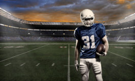 how blue uniform became uniform for Football player