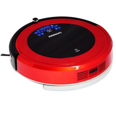 Infinuvo 4-in-1 Robotic Vacuum with Sweeping, Wet/Dry Mopping, UV Sterilization $259 was $759
