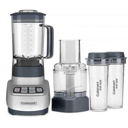 Cuisinart Velocity Ultra Trio Blender/Food Processor with Travel Cups $61 was $149