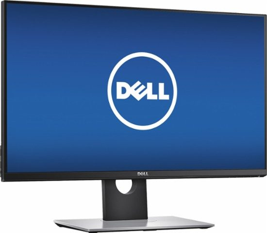 Dell – 27″ LED QHD GSync Monitor – Black $400 was $600