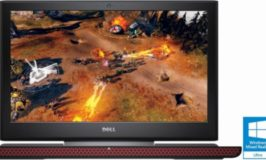 Dell – Inspiron 15.6″ Laptop – Intel Core i5 – 8GB Memory – NVIDIA GeForce GTX 1050 – 1TB + 8GB Hybrid Hard Drive – Black $599 was $800