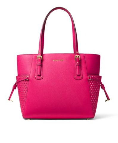 Michael Kors MICHAEL Michael Kors Voyager Everyday Wear Solid Signature Tote  $99 was $198