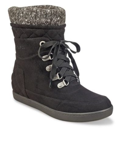 GUESS G by GUESS Cold Weather Lace Up  $30 was $70