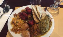 Bahubali thali is an Experiance and not for Dinner, Godavari Restaurant- Alpharetta,GA