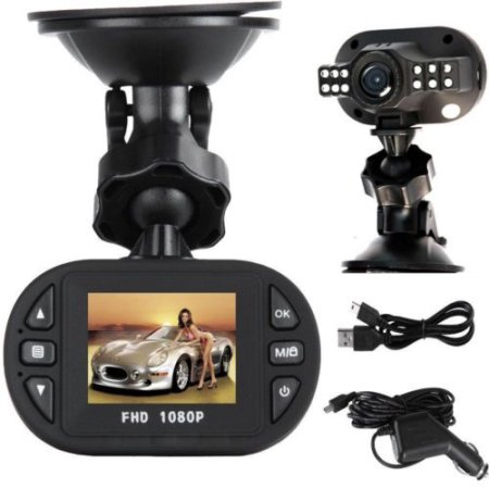 HD 1080P Dash Car DVR Cam Vehicle Camera IR LED Night Vision Recorder C600 $18 was $54