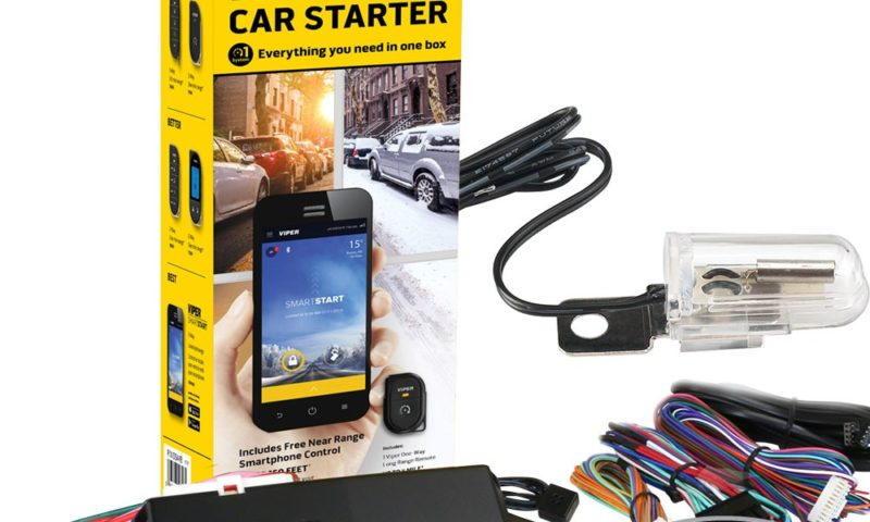 Viper – DS4VB DS4+ Remote Start System with Tilt Switch and Geek Squad® Installation $299 was $460
