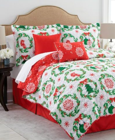 Home Accents Ornamental 6-Piece Bed-In-A-Bag $7.50 was $75