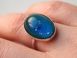 The ring that can tell the mood of the person