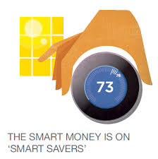 Sawnee Electricity has Smart Savers Program to help you get $36 per smart thermostat