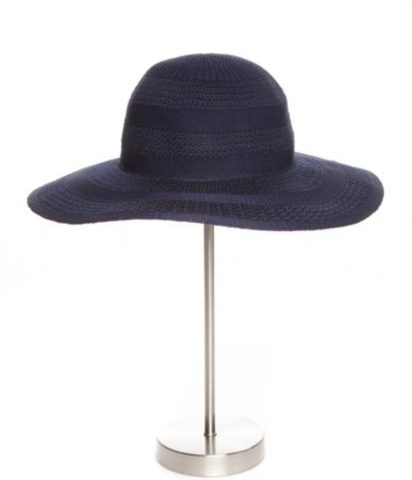 Crown & Ivy™ Multi-Textured Packable Floppy Hat For Clearance $11.99 Orig. $28.00