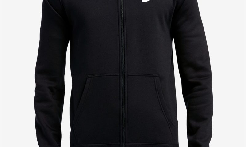 Nike Men's Fleece Zip Hoodie for $44.99 from $55