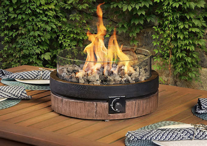 Northwoods Tabletop Firebowl $50 Off