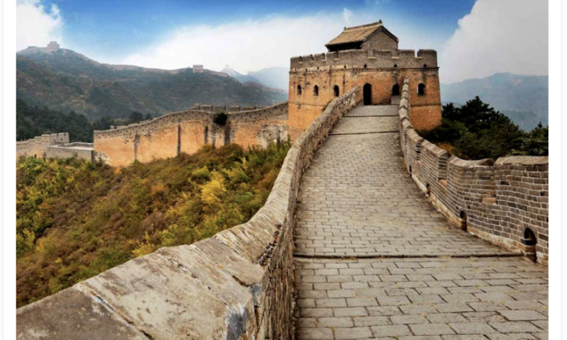 10 day china tour for $299