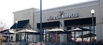 Nothing but Noodles restaurant – Charlotte,NC