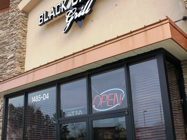 black diamond grill , Cumming GA