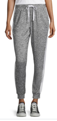 Flirtitude Women's Mid Rise Jogger Pants Juniors for $9.99 from 34$