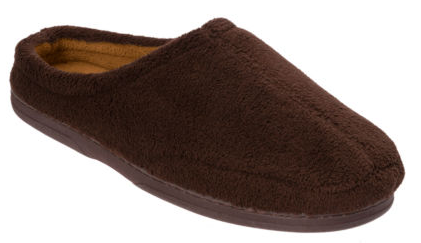 Dearfoam Terry Clog Slipper for $8 from $36