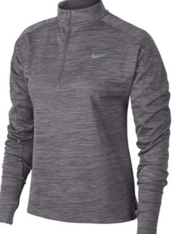 Women's Nike Quarter-Zip Pullover for $32 from $55