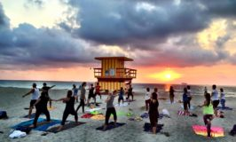 3RD STREET BEACH YOGA , Miami FL