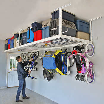 Overhead Garage Storage Combo Kit $150 Off