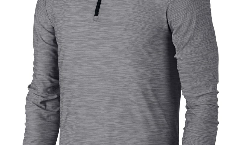 Nike Men's Breathe Quarter-Zip Training Top $20 was <strike>$40</strike>