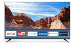 Seiki 70″ Class 4K Ultra HD (2160p) Smart LED TV 50% Off