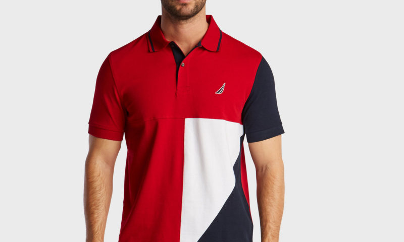 CLASSIC FIT SHORT SLEEVE HERITAGE POLO $20