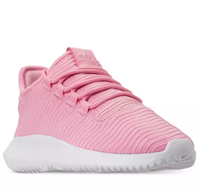 adidas Girls' Tubular Shadow Casual Sneakers from Finish Line for $30.00 from $69.99