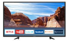 "SEIKI 40"" Class FHD (1080P) Smart LED TV $160"
