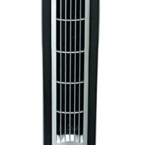 36 in. 3-Speed Tower Fan with Remote Control $39