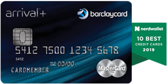 Barclay Arrival plus world elite Master Card Earn $700