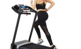 Folding Electric Treadmill Motorized Running Machine $299