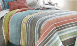 10-Piece Comforter Bed-In-A-Bag $38 <strike>$250</strike>