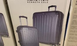 2 pc. Luggage Set for $89.99
