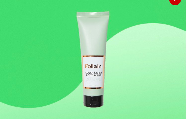My Dry Knees and Elbows Are Obsessed With This Hydrating Body Scrub