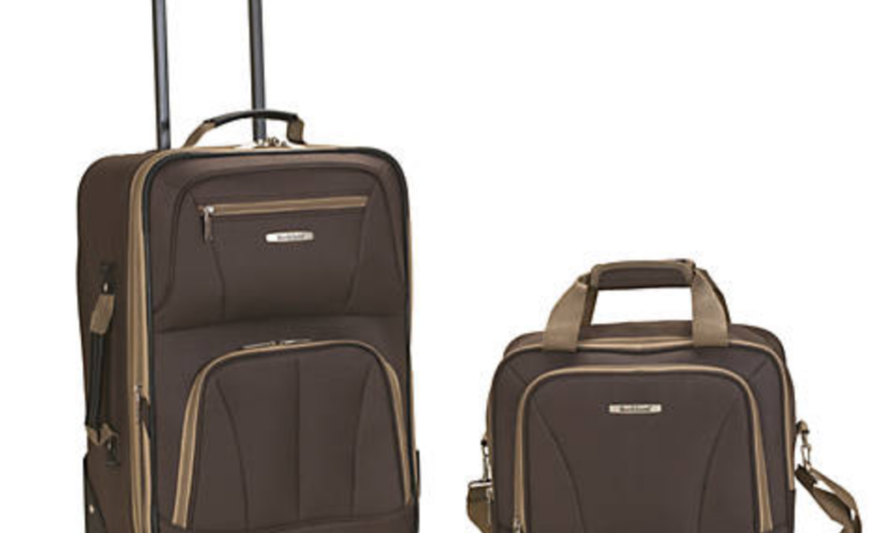 2 Piece Luggage Set $60 <strike>$118</strike>