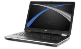 Dell E6540 15.6″ Laptop, Windows 10 Pro, Intel Core i7-4800MQ Processor, 16GB RAM, 500GB Solid State Drive $392
