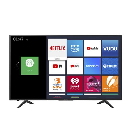 Sharp 65″ Class 4K UHD (2160P) Smart LED TV (LC-65Q7000U) $429