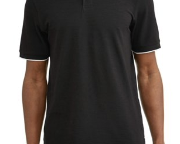 George Men's Pique Stretch Polo Shirt $2 <strike>$8</strike>